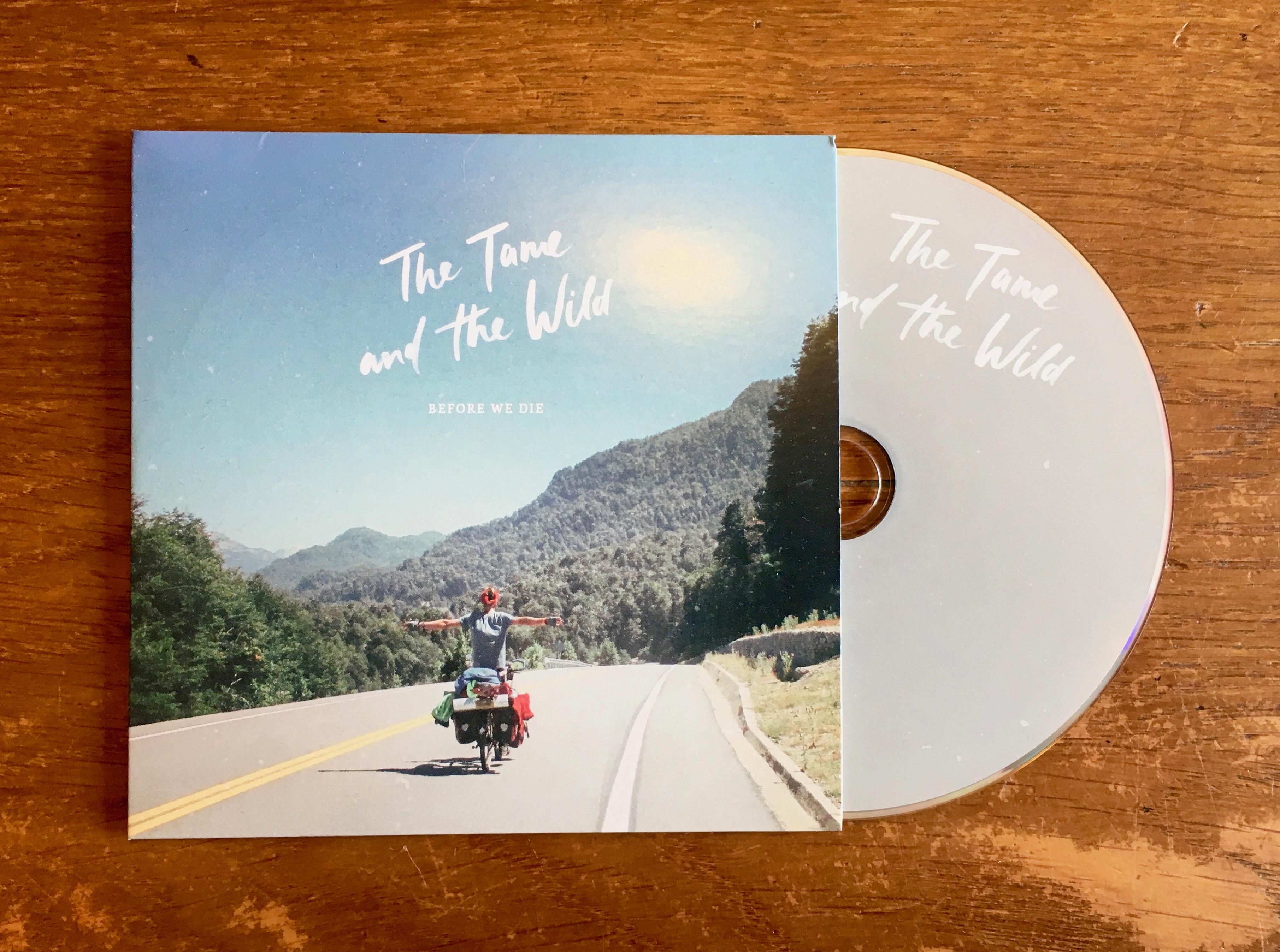 CD - Before We Die